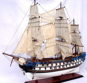 2073-12282-Le-Protecteur-Model-Ship