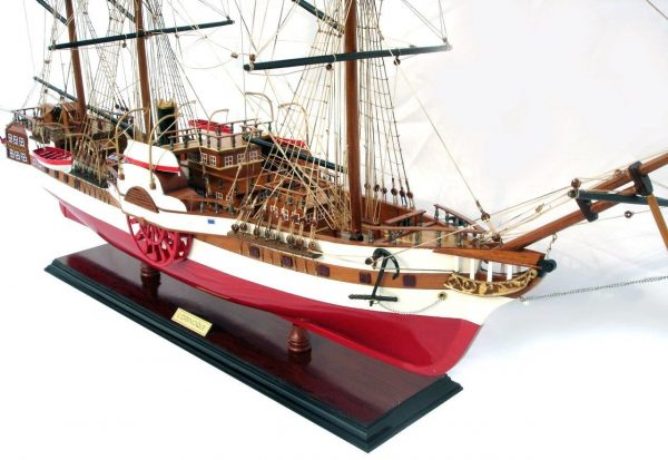 2075-12311-LOrenoque-Wooden-Model-Ship