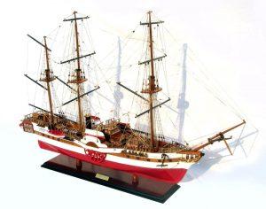 2075-12312-LOrenoque-Wooden-Model-Ship