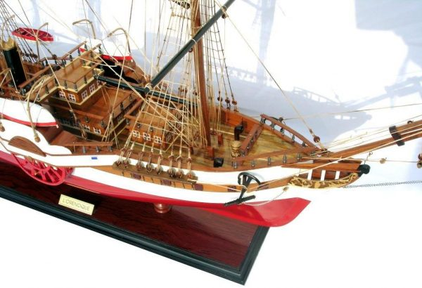 2075-12315-LOrenoque-Wooden-Model-Ship