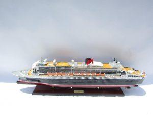 Maquette en bois Queen Mary 2 - GN (CS0001P-80/100)