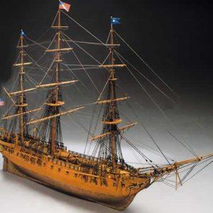 Kits de bateaux avancés