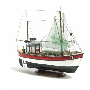Maquette de bateau à construire