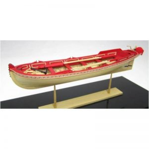 Maquette à monter - Pinasse Anglaise de 21 Pieds (1750-1760) - Maquettes Shipways (MS1458)