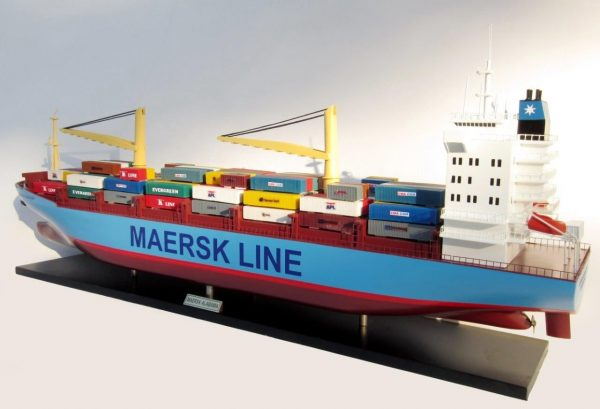 Main Image - Container model ship