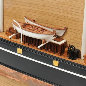 Main Image - Half model Cutty Sark