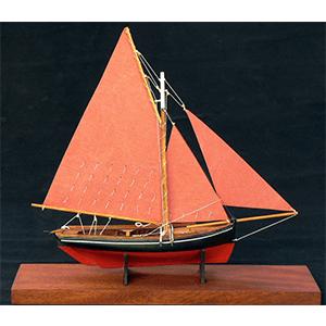 Maquettes de Bateaux de Pêche