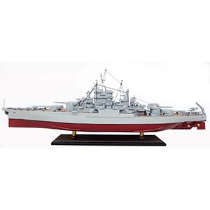 Maquette de bateaux militaire