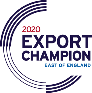 East of England Export Champion 2020 4Col