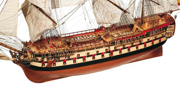 Kit de Maquette de Bateau Montanes - Occre (15000)