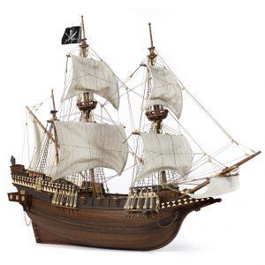 Maquette de bateau modèle Buccaneer - Occre (12002)