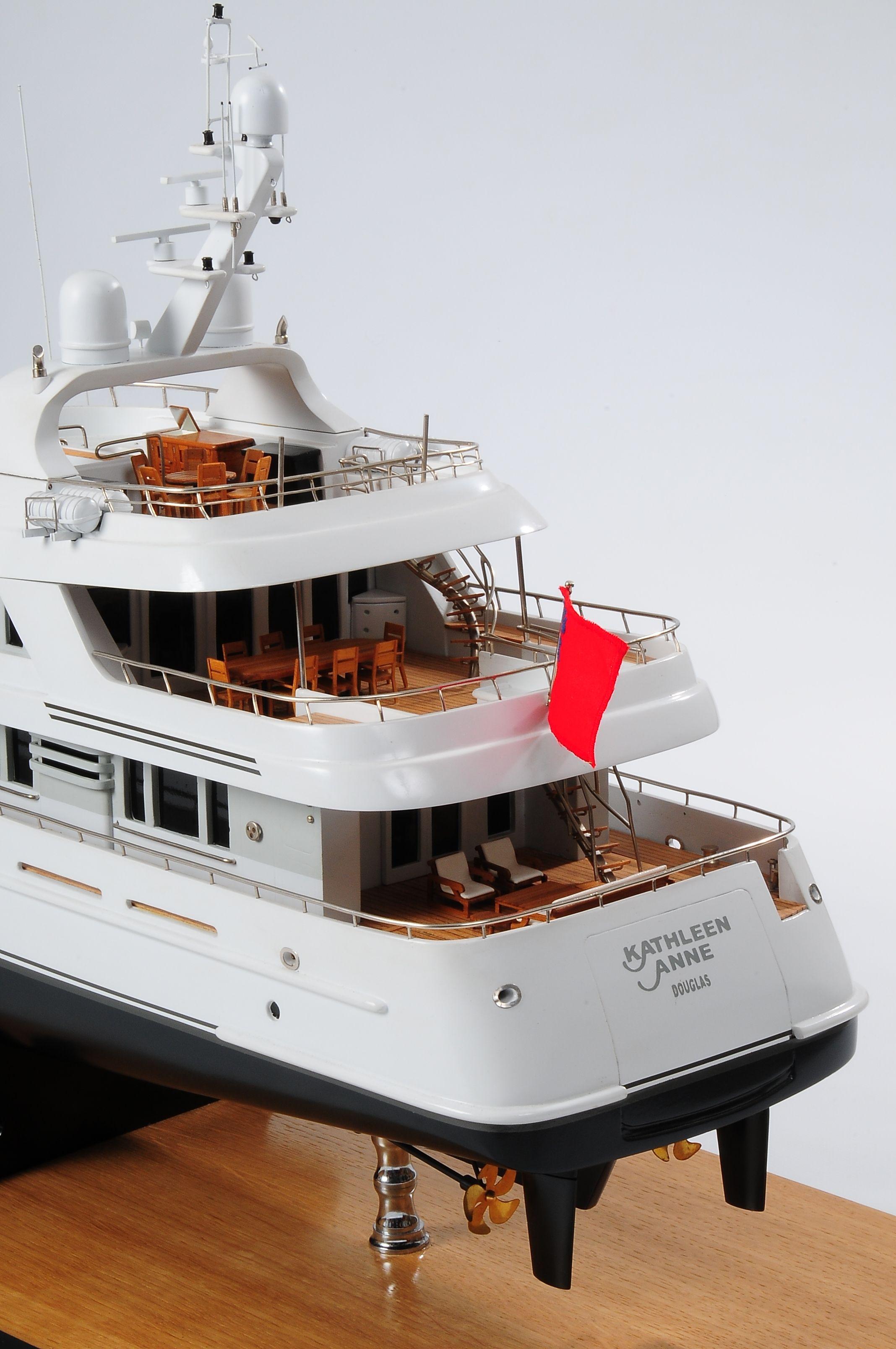 Maquette bateau - Kathleen Anne (Gamme Première)