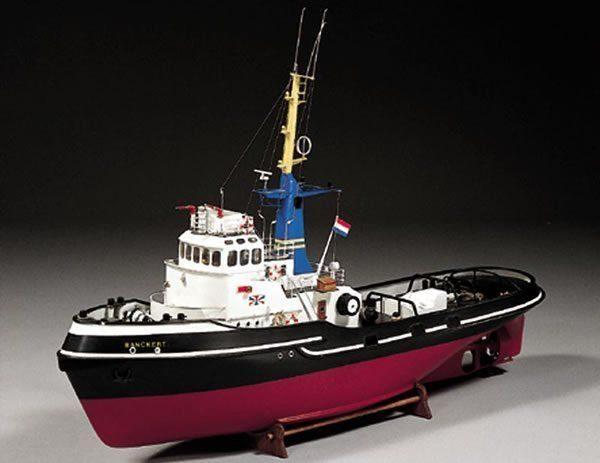 Maquette à Construire: Bankert - Billing Boats (B516)