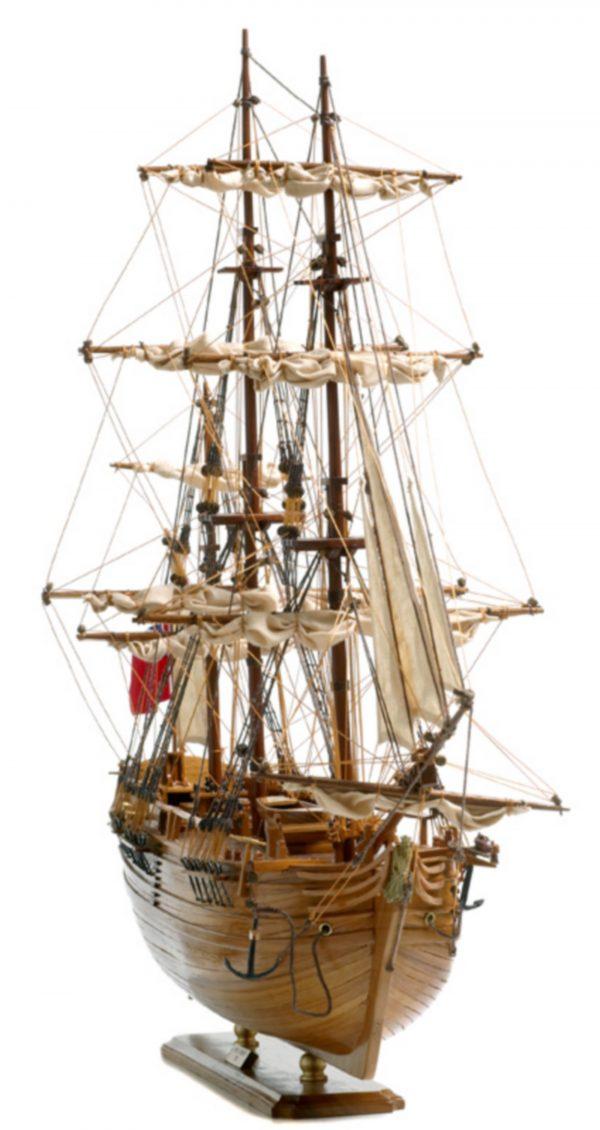 Maquette bateau - HMS Bounty (Gamme Supérieure)