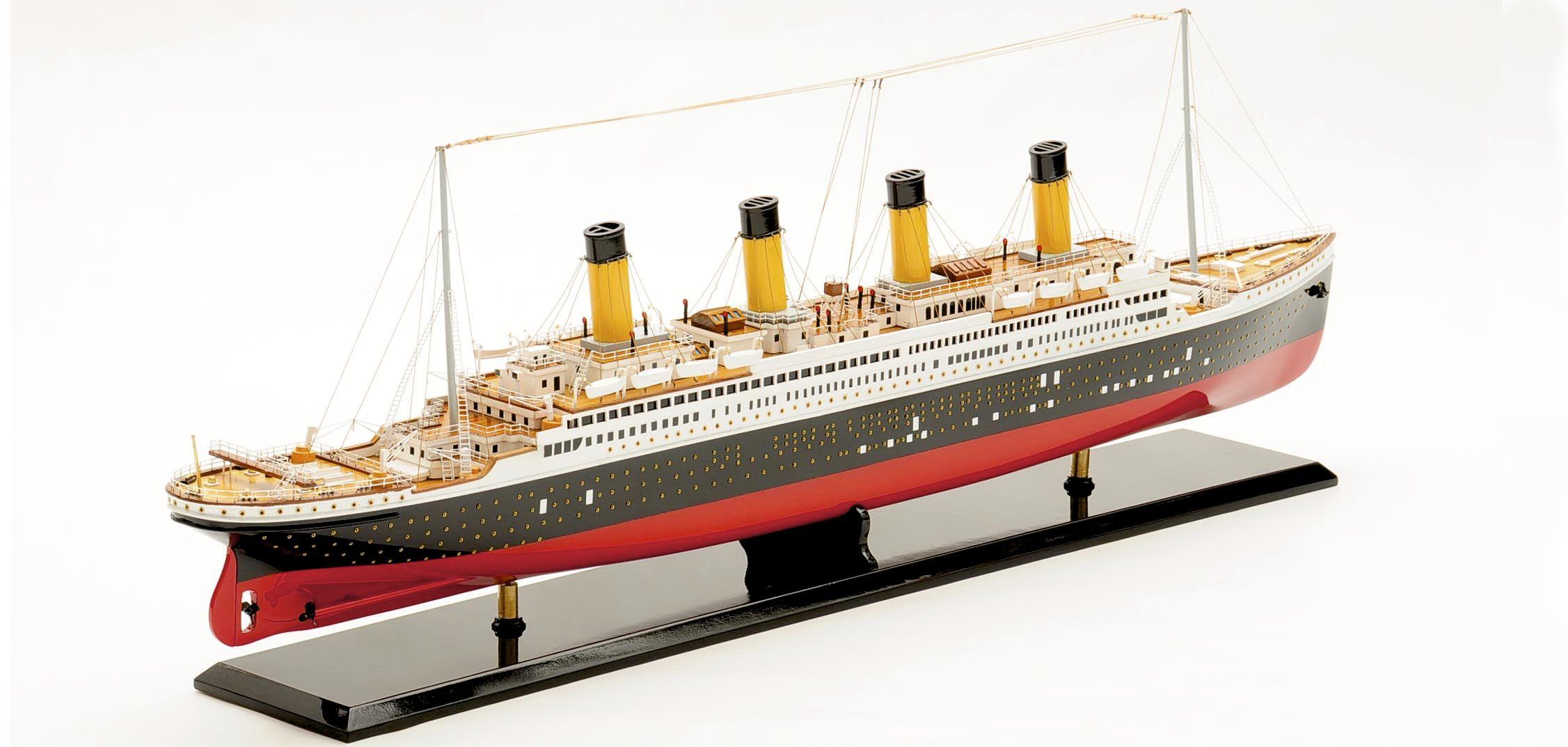 Maquette Titanic - RMS Titanic