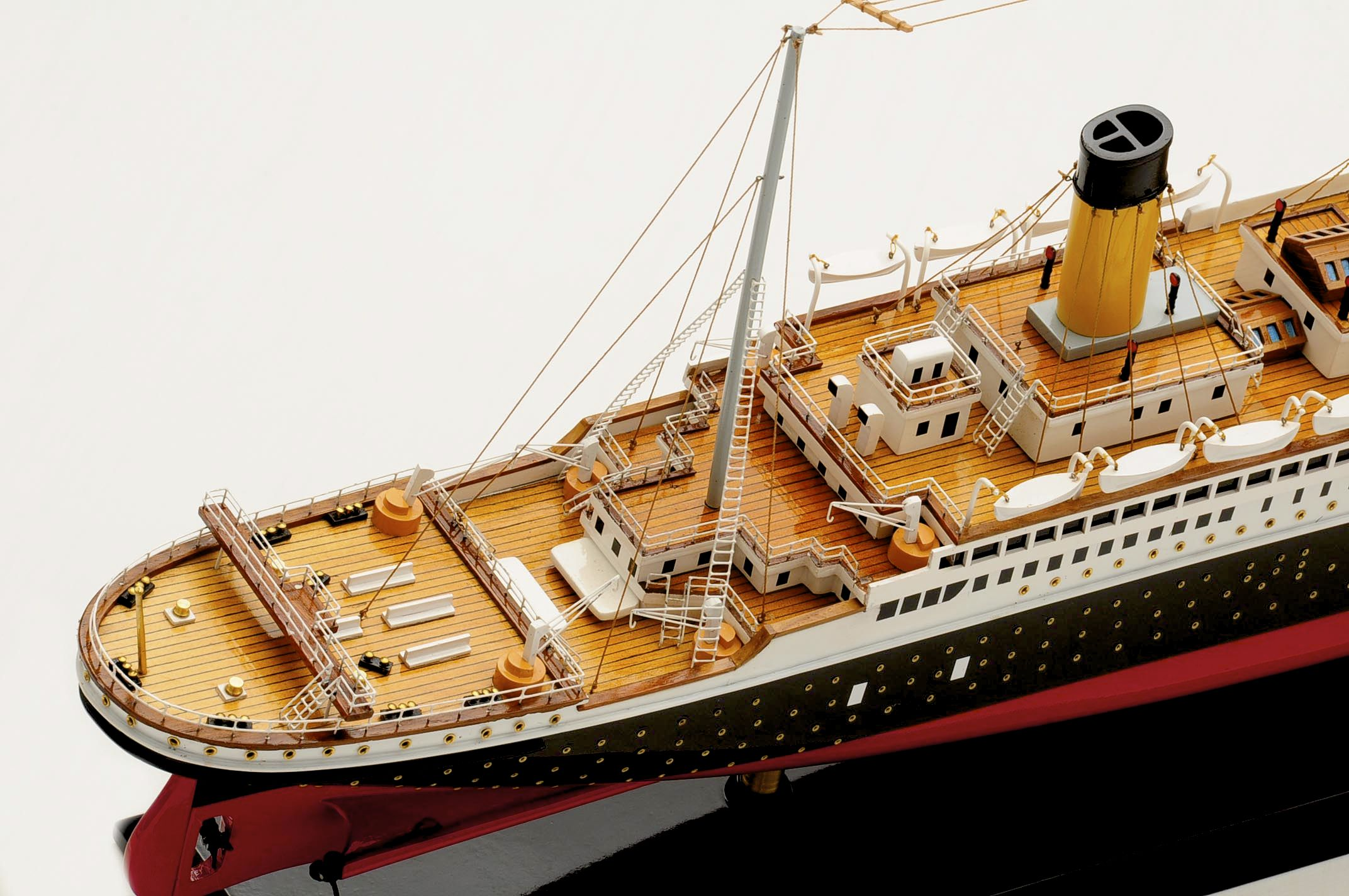 Titanic maquette