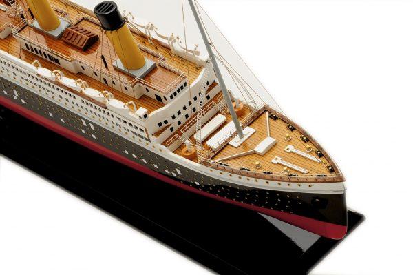 Maquette du Titanic haut de gamme
