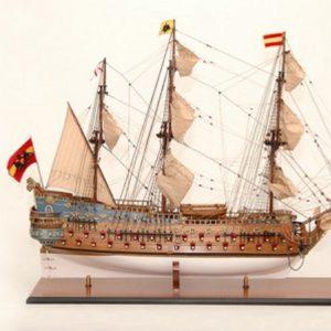 Maquette bateau - San Felipe Grand format (Gamme Première)