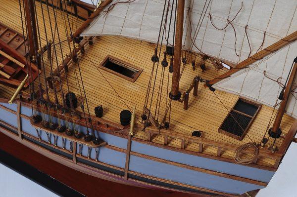 Maquette bateau - La Nina (Gamme Supérieure)