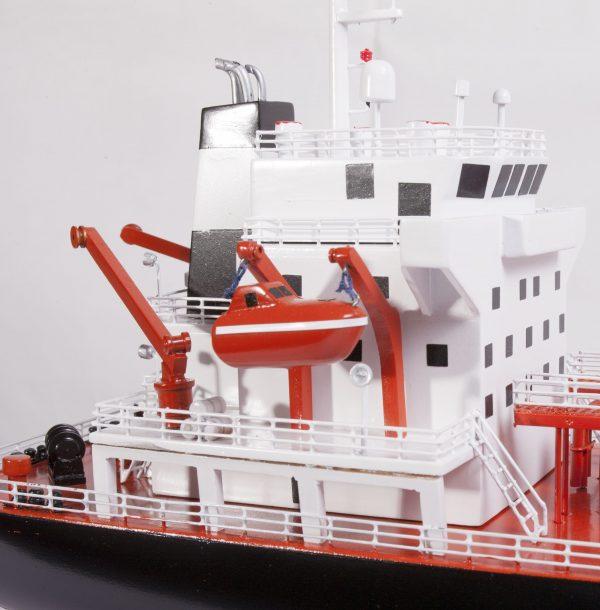 Maquette bateau - Butanier Mado GPL (Gaz de Pétrole ...