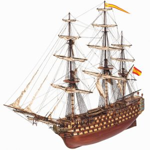 Maquette de Navire Santisima Trinidad - Occre (15800)