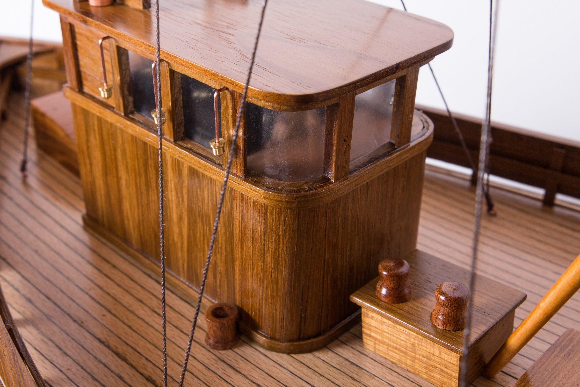 Maquette bateau - Amalthea CN 143