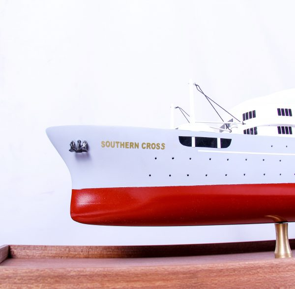 Maquette bateau - paquebot Southern Cross