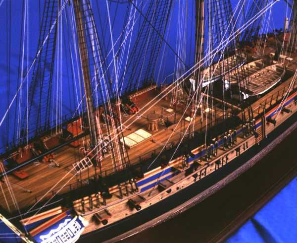 Maquette à construire - HMS Diana - Caldercraft (9000)