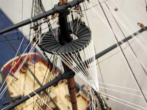 Maquette à construire - HMS Jalouse - Caldercraft (9007)
