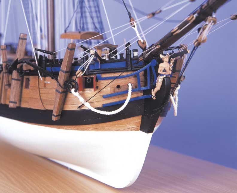 Maquette à construire - Bombarde HMS Granado - Caldercraft (9015)