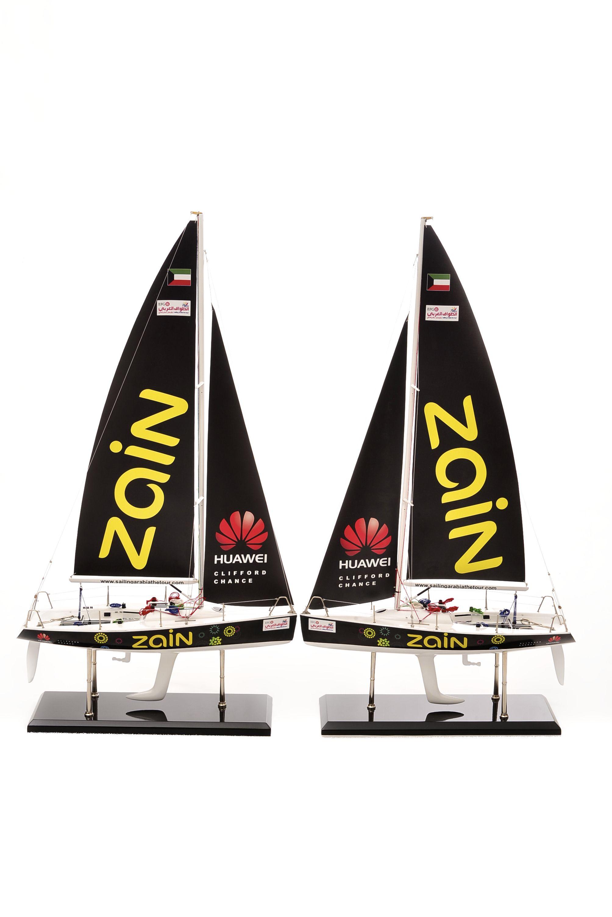 Yacht Modèle Farr Racing Personnalisé