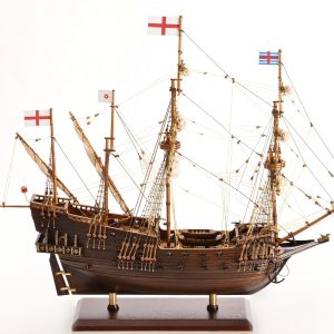 Maquette de Vaisseau HMS Revenge