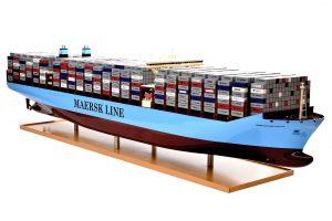 Maersk MC. Porte-conteneurs Kinney Moller