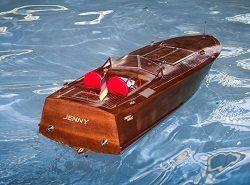 Maquette à Construire: Jenny - Aeronaut (AN3055-00)