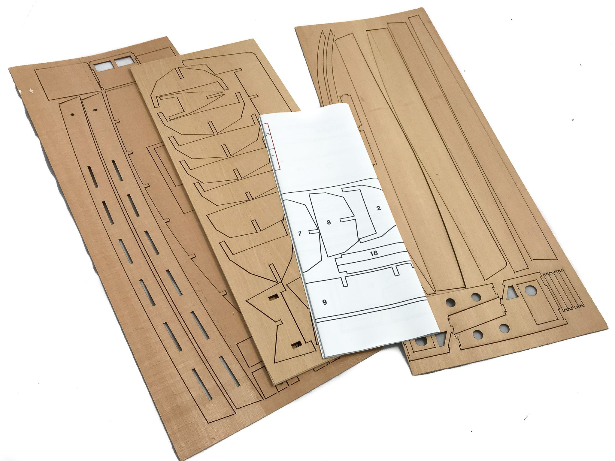 Maquette à Construire - Amalfi Mediterranean - Mantua Models (702)