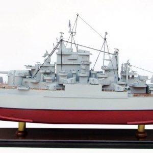 Maquette de Navire USS California - GN (BT0050P)