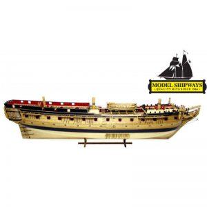 Maquette à monter - US Frigate Confederacy (1778)  - Model Shipways (MS2262)