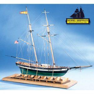 Maquette à Monter - Pride of Baltimore II - Model Shipways (MS2120)