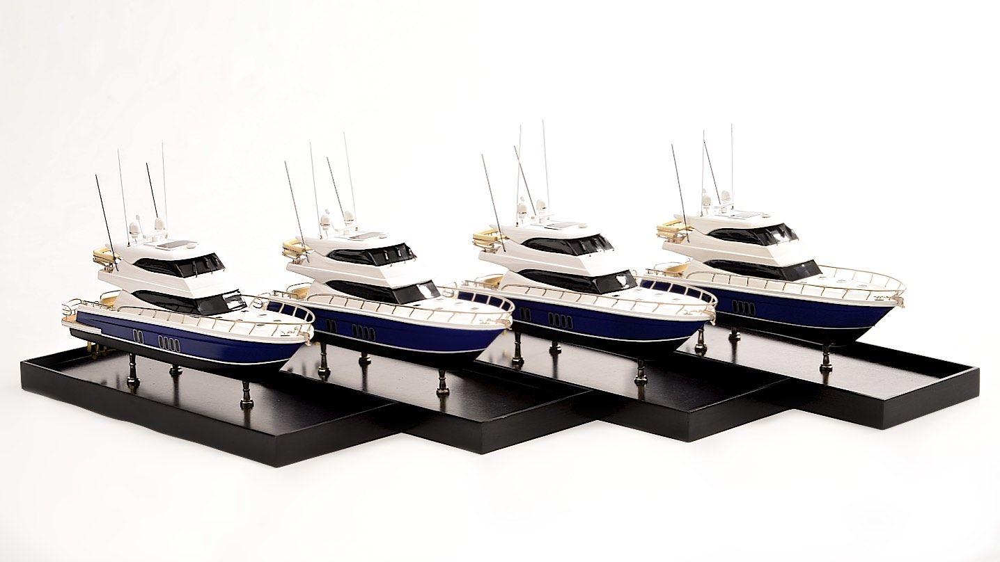 Modèle Yacht Maritimo 70