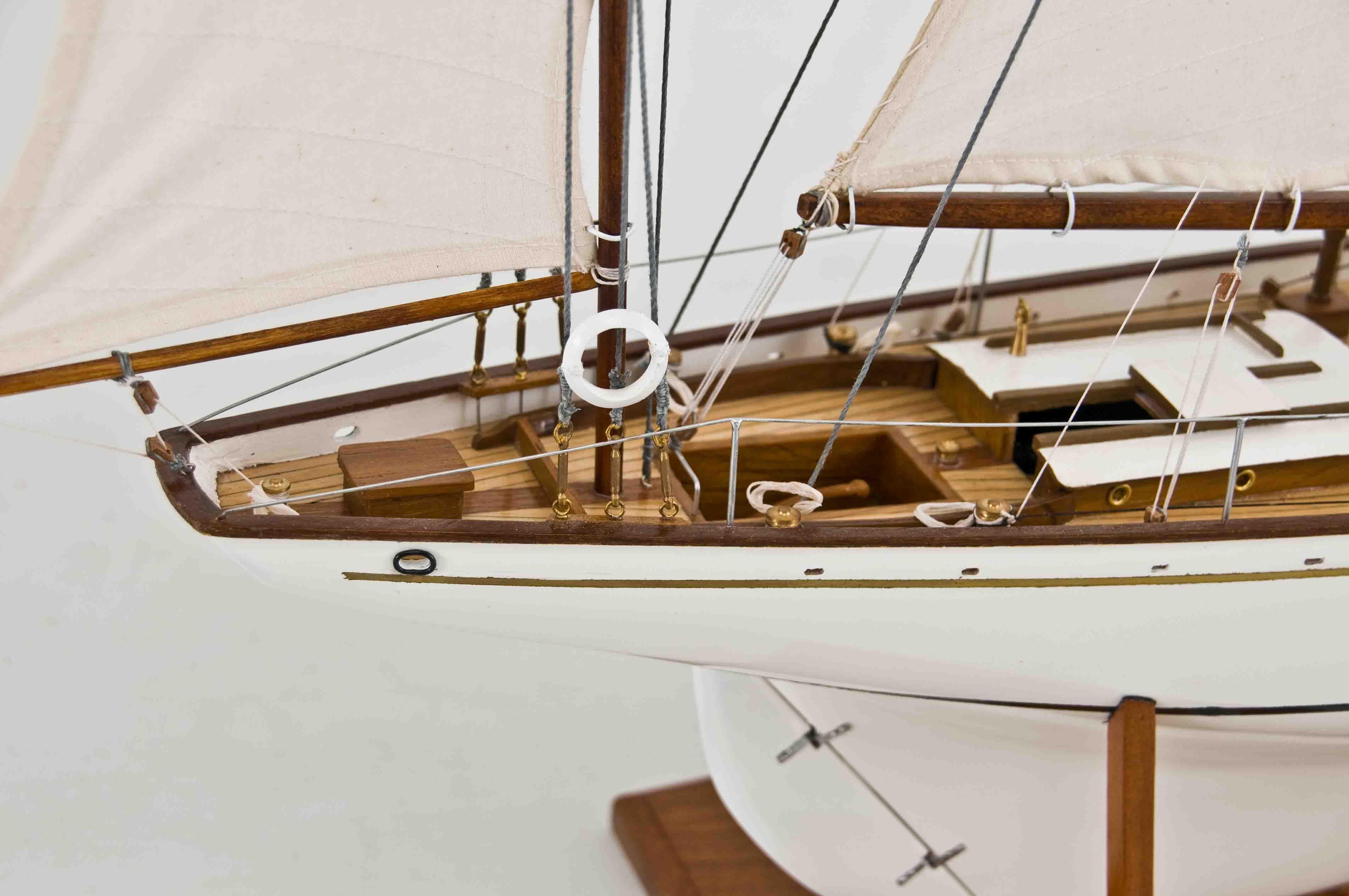 Dorade modèle de yacht (Gamme Supérieure)