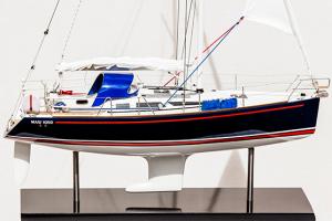 Modèle de Bateau Maxi1050 (gamme supérieure)