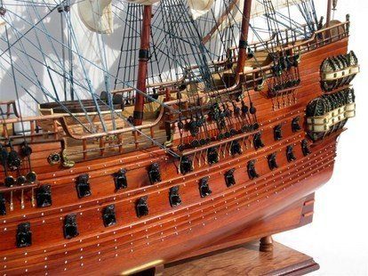 Maquette bateau - Wasa (Gamme Standard) - GN (TS0014W-60/80)