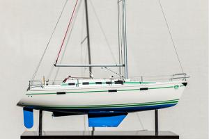 Oceanis 370 Modèle de Yacht (gamme supérieure)