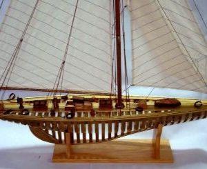 Trame Maquette bateau - Coque Endeavour (Gamme Standard) - GN (WF0011W-100)
