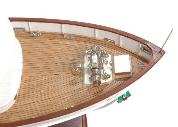 Maquette bateau - Yacht Mashallah