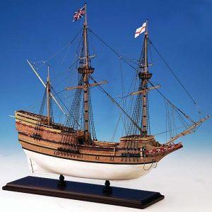 Maquette à monter - Mayflower - Amati (1413)