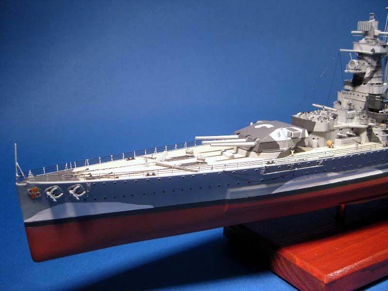 Maquette à Construire: Graf Spee (AN3600/03)