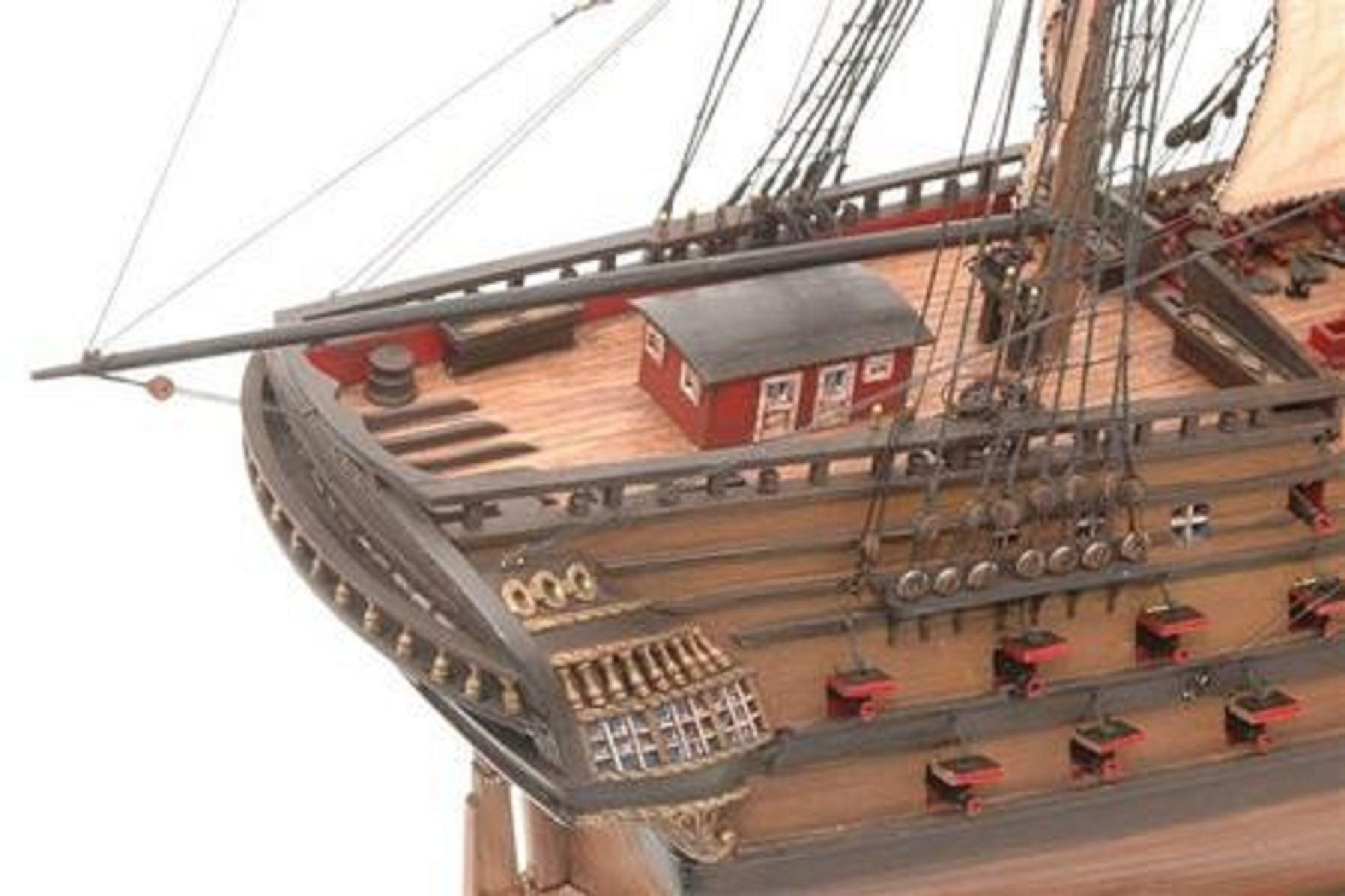 Maquette bateau - Le Superbe (Gamme Première)