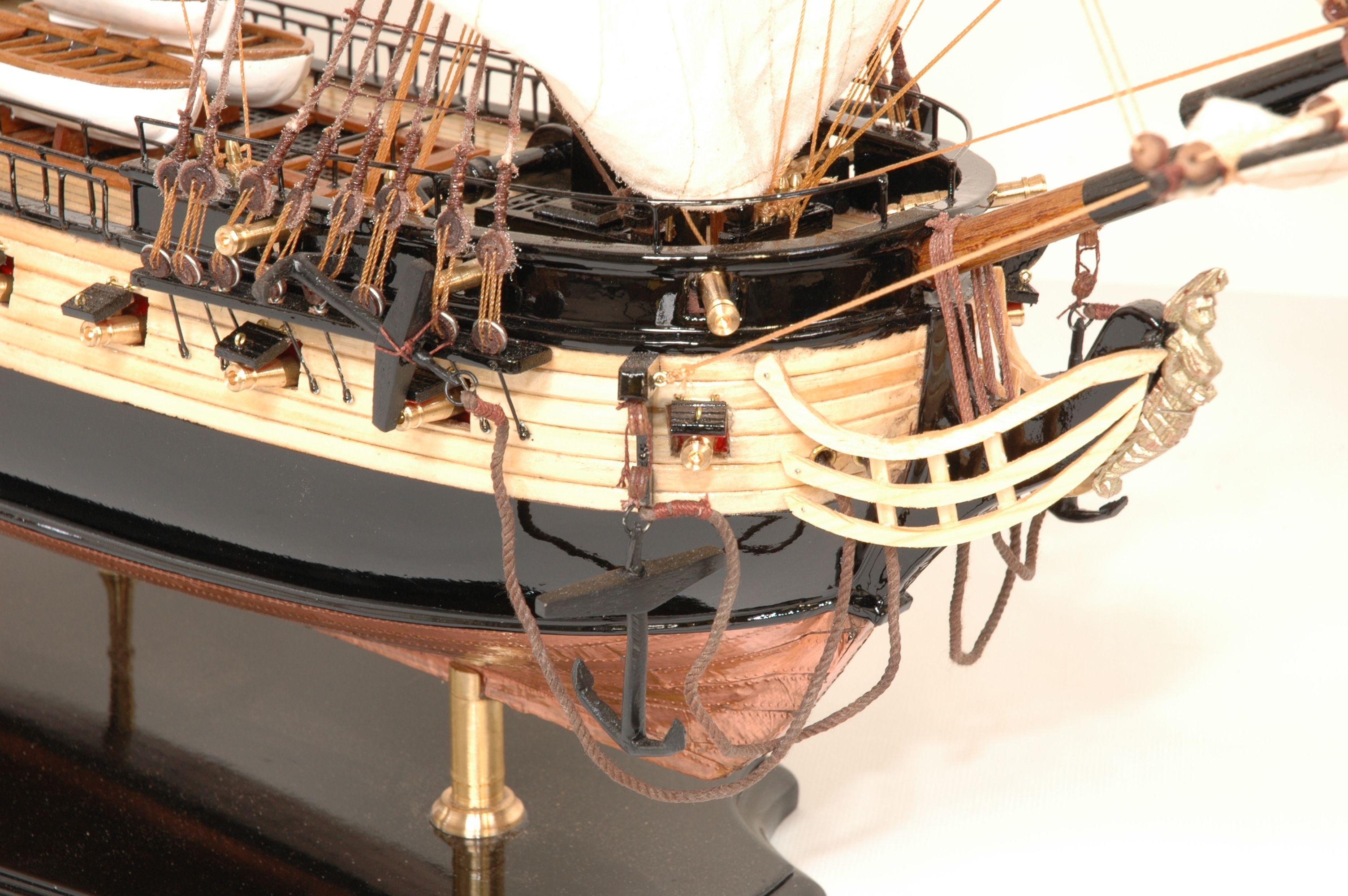 Maquette bateau - HMS Surprise  (Gamme Supérieure)