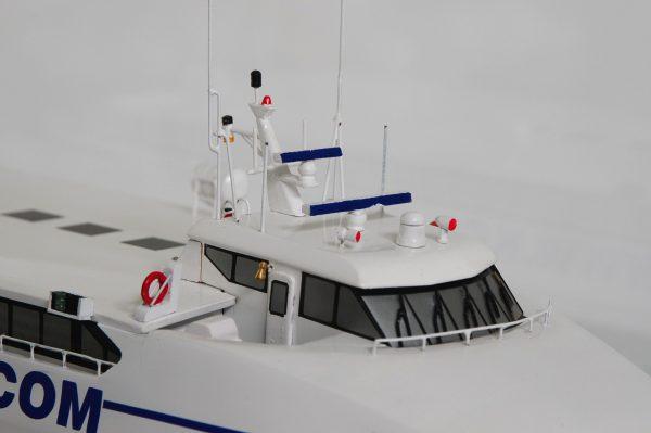 Maquette bateau - Koweït